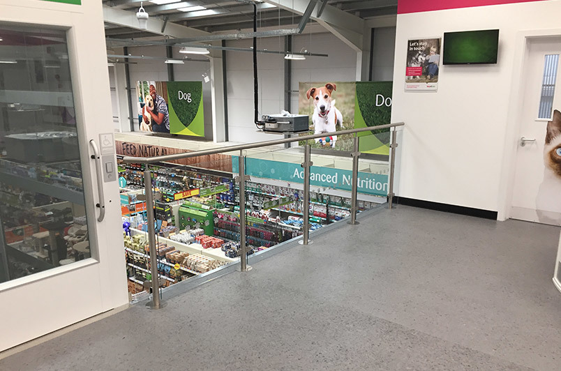 Pets At Home Factory Fit